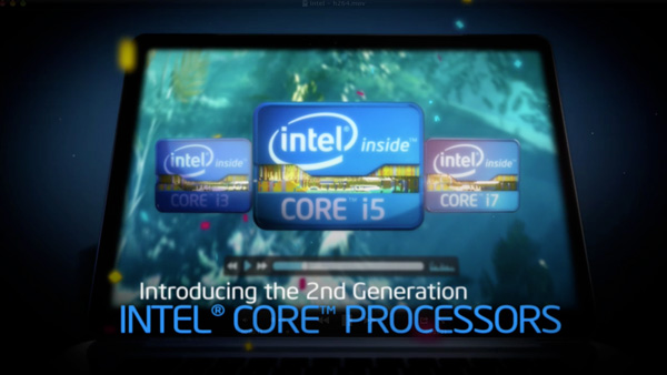 Visibly Smart &#8211; The 2nd Generation Intel Core Processor Family