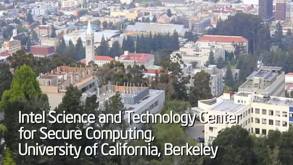 Intel Labs: Intel Science and Technology Center at UC Berkeley