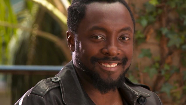 will.i.am and Intel Futurist Brian David Johnson Brainstorm