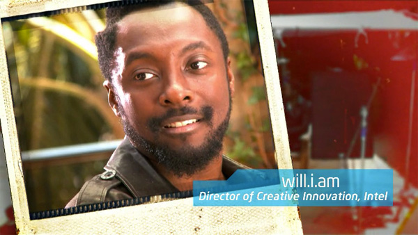 Part1 of 4: Dreams, Work & Gansta' Geeks – will.i.am and Brian David Johnson