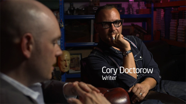 "Cory Doctorow and Brian David Johnson: ""Knights of the Rainbow Table"""