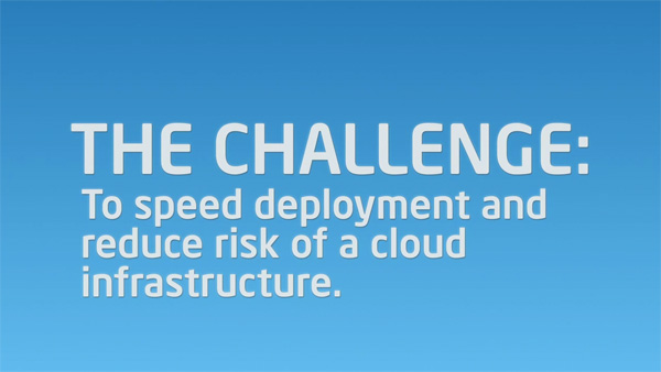 Intel Cloud Builders Reference Architecture: Oracle and Cloud Infrastructure Design & Deployment
