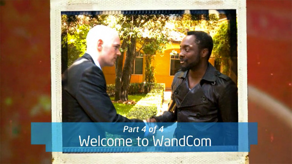 Part 4 of 4: Welcome to Wandcom  will.i.am and Brian David Johnson