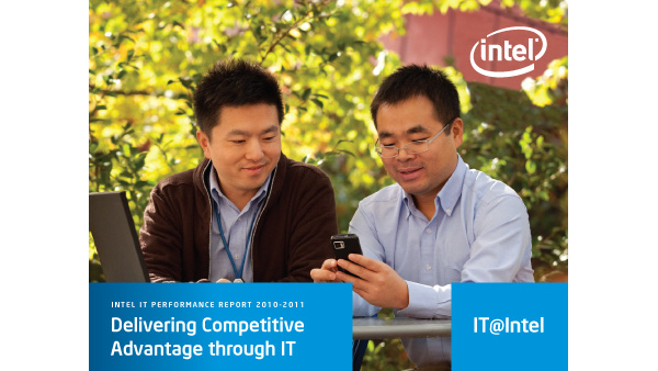 10th Annual Intel IT Performance Report