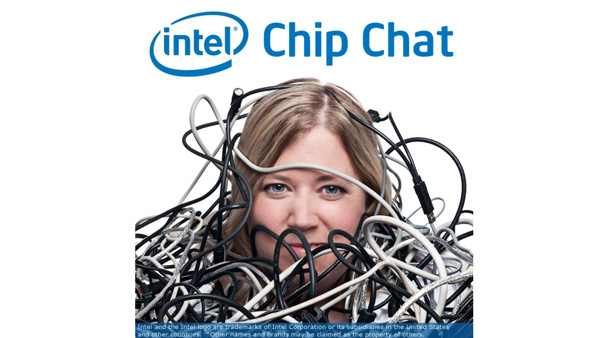 Futurecasting and a Screen Future – Intel Chip Chat Episode – 126