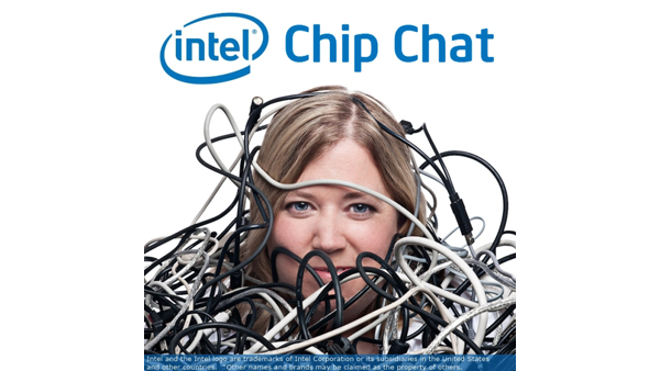 Lorie Wigle & Eco-Technology – Intel Chip Chat – Episode 131