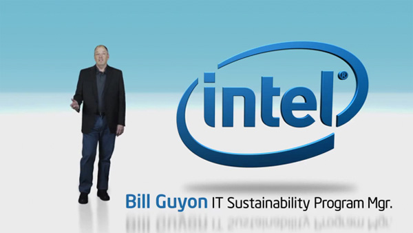 Intel IT Sustainability Earth Day 2011