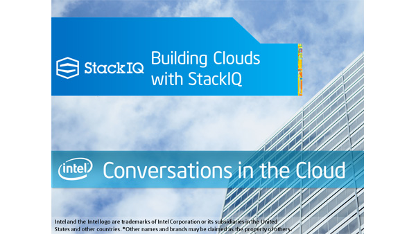 Building Clouds with StackIQ – Conversations in the Cloud – Episode 20