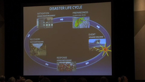 Intel's Developer Forum (IDF2011) – Disaster Management – Information Technology That Saves Lives – Part 1 of 2