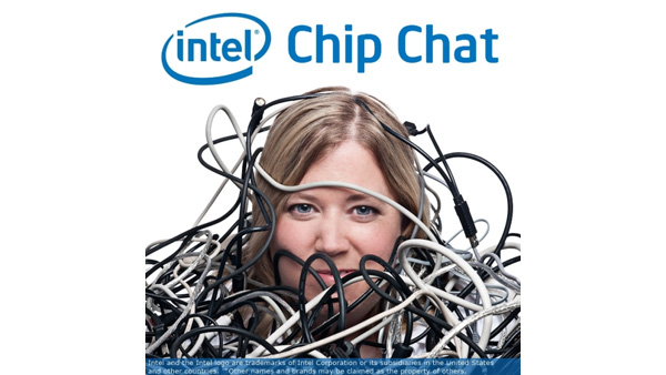 The Solar-Powered Concept Microprocessor – Intel Chip Chat – Episode 161